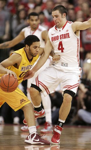 Minnesota Ohio St Basketball