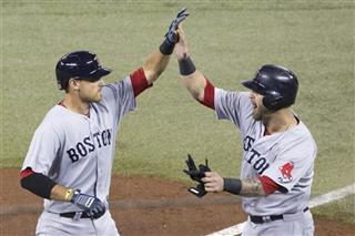Will Middlebrooks; Mike Napoli