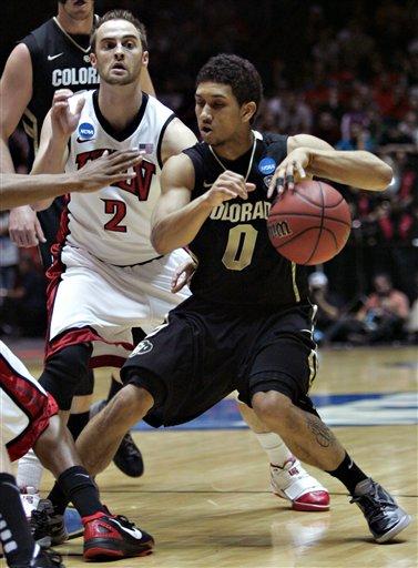 NCAA Colorado UNLV Basketball