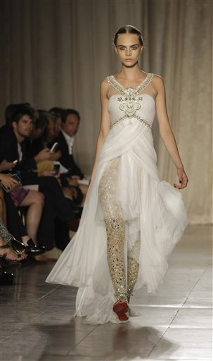 Fashion Marchesa Spring 2013