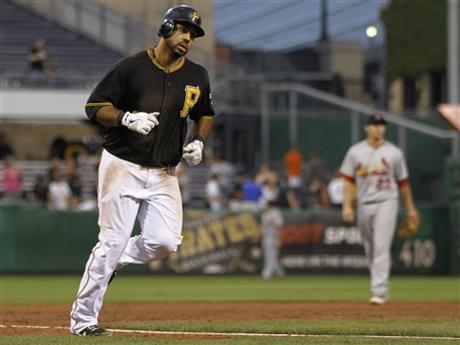 Pedro Alvarez, David Freese