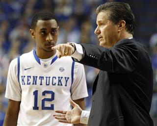 John Calipari, Ryan Harrow