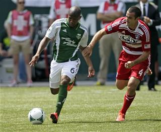 Darlington Nagbe, Andrew Jacobson