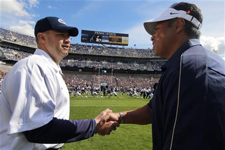 Bill O'Brien, Ken Niumatalolo