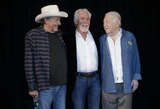 Bobby Bare, Kenny Rogers, Jack Clement