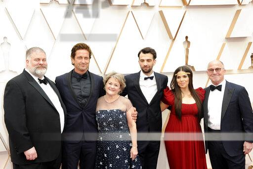 2020 Academy Awards in Los Angeles