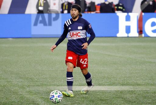 SOCCER: NOV 20 MLS Cup Playoffs Eastern Conference Play-In - Montreal Impact at New England Revolution
