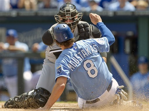 A.J. Pierzynski, Mike Moustakas