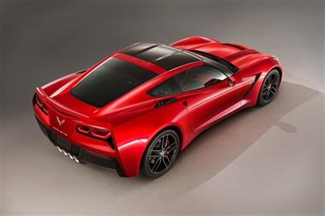 Auto Show-The Next Corvette