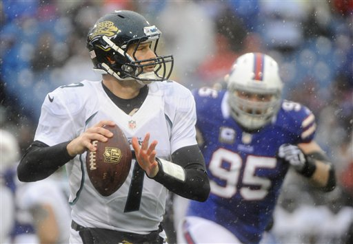 Chad Henne, Kyle Williams