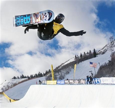 US Grand Prix World Cup Snowboarding