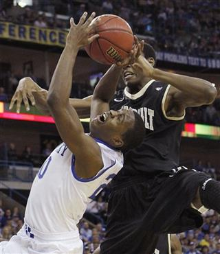 SEC Vanderbilt Kentucky Basketball