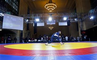 Wrestling Exhibition
