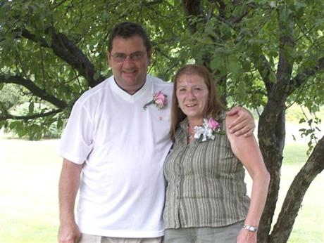 Bill and Lorraine Currier