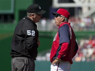 Davey Johnson, Bill Welke