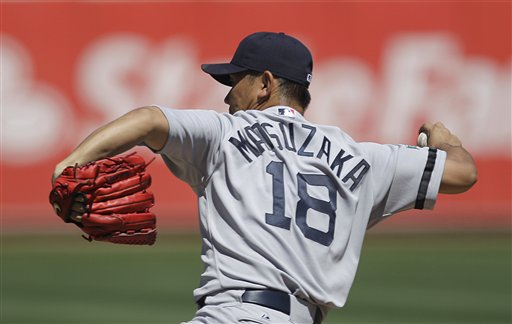 Daisuke Matsuzaka  
