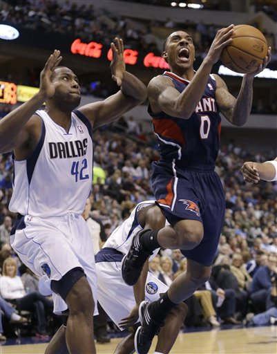 Jeff Teague,  Elton Brand