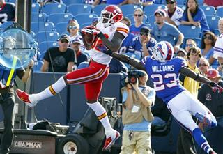 Dwayne Bowe , Aaron Williams