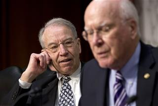 Chuck Grassley, Patrick Leahy