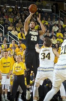 A.J. Hammons, Mark Donnal