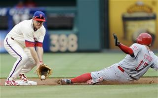 Shin-Soo Choo, Chase Utley