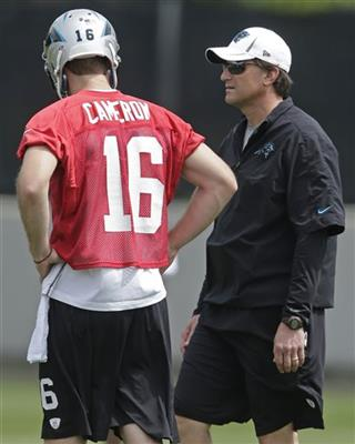 Mike Shula, Colby Cameron
