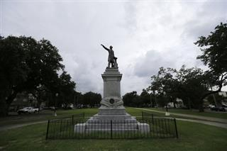 Confederate Monuments New Orleans