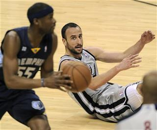 Keyon Dooling, Manu Ginobili