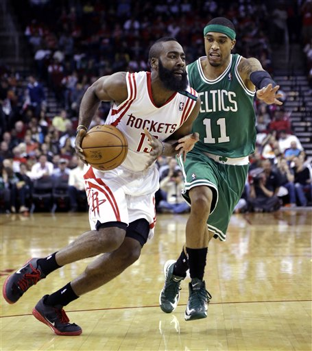 James Harden, Courtney Lee