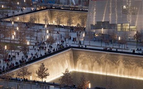 Sept 11 Memorial Costs