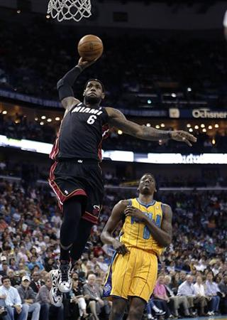 LeBron James, Al-Farouq Aminu
