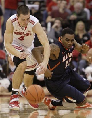 Aaron Craft, Tracy Abrams