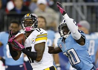 Mike Wallace, Jason McCourty
