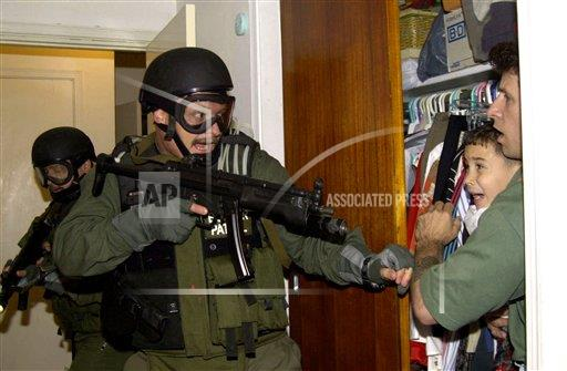Photos Of The Decade Elian Gonzalez