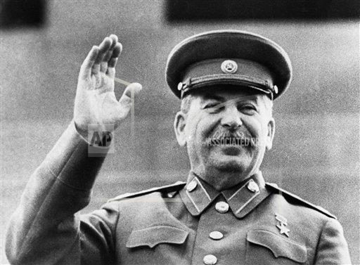 Watchf AP I   RUS APHSL1 Moscow Joseph Stalin