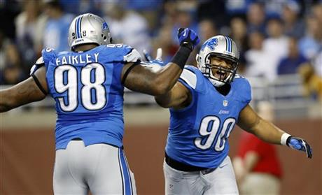 Ndamukong Suh, Nick Fairley