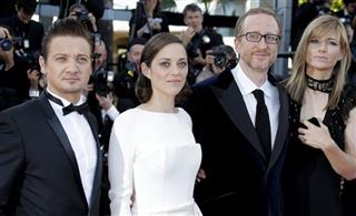 James Gray, Marion Cotillard, Jeremy Renner, Ali Gray
