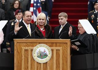 Earl Ray Tomblin, Joanne Jeager Tomblin, Brent Tomblin, Brent D. Benjamin
