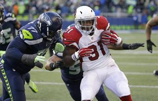 Bobby Wagner, Ahtyba Rubin, David Johnson