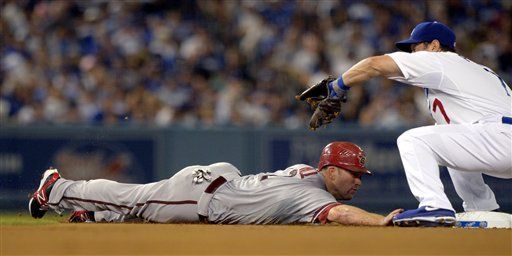Aaron Hill, Nick Punto