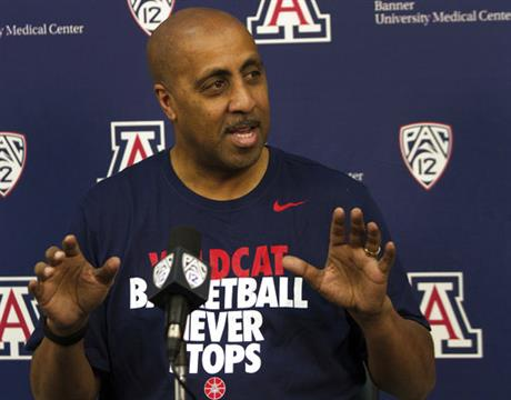 Arizona Romar Basketball