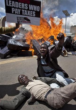 Kenya Protests