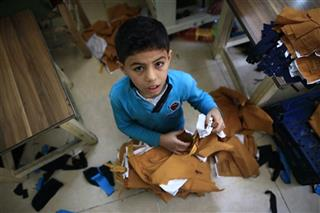 Turkey Syria Child Labour Photo Gallery