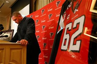 Falcons McClure Retires Football