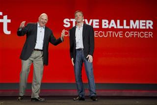Steve Ballmer, Paul Jacobs