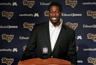 St. Louis Rams new tight end Jared Cook expresses excitement about future