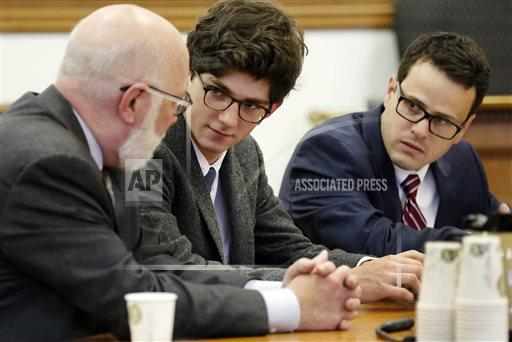 Prep School Rape Trial