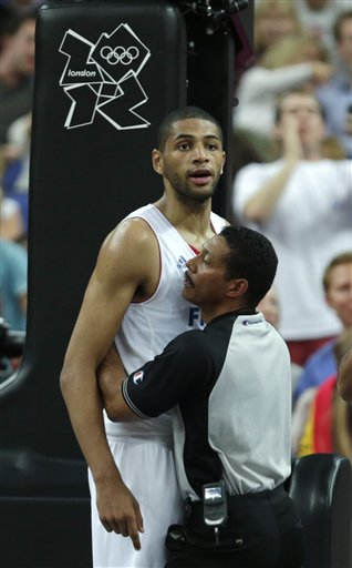 Bill Kennedy, Nicolas Batum
