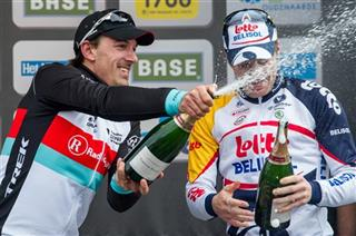 Fabian Cancellara, Jurgen Roelandts