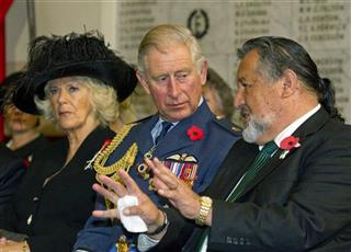 Prince Charles, Camilla, Duchess of Cornwall